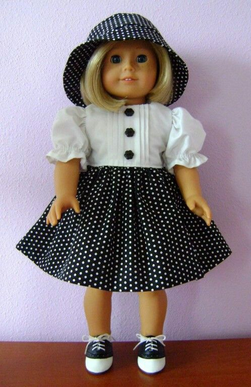 Pin von Gerhild Turner auf Fashion Sewing, Doll Clothes | Pinterest ...