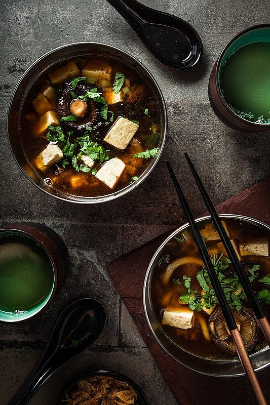 Miso Suppe Rezept #seafoodstew