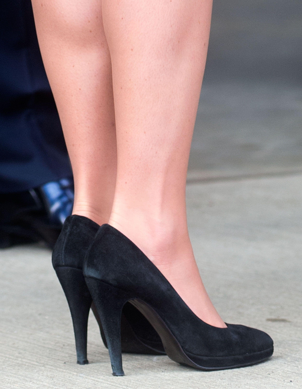 8292b65d7e6 Black suede pumps. Black suede pumps Kate Middleton Shoes ...