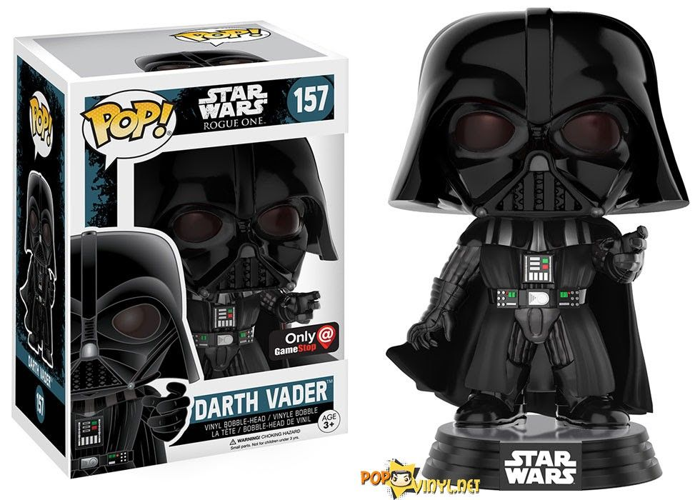 Star Wars Rogue One Pop Vinyls Now Available Http Popvinyl Net Other Star Wars Rogue One Pop Vinyls Now Bonecos Star Wars Pop Vinyl Figures Figura De Vinil