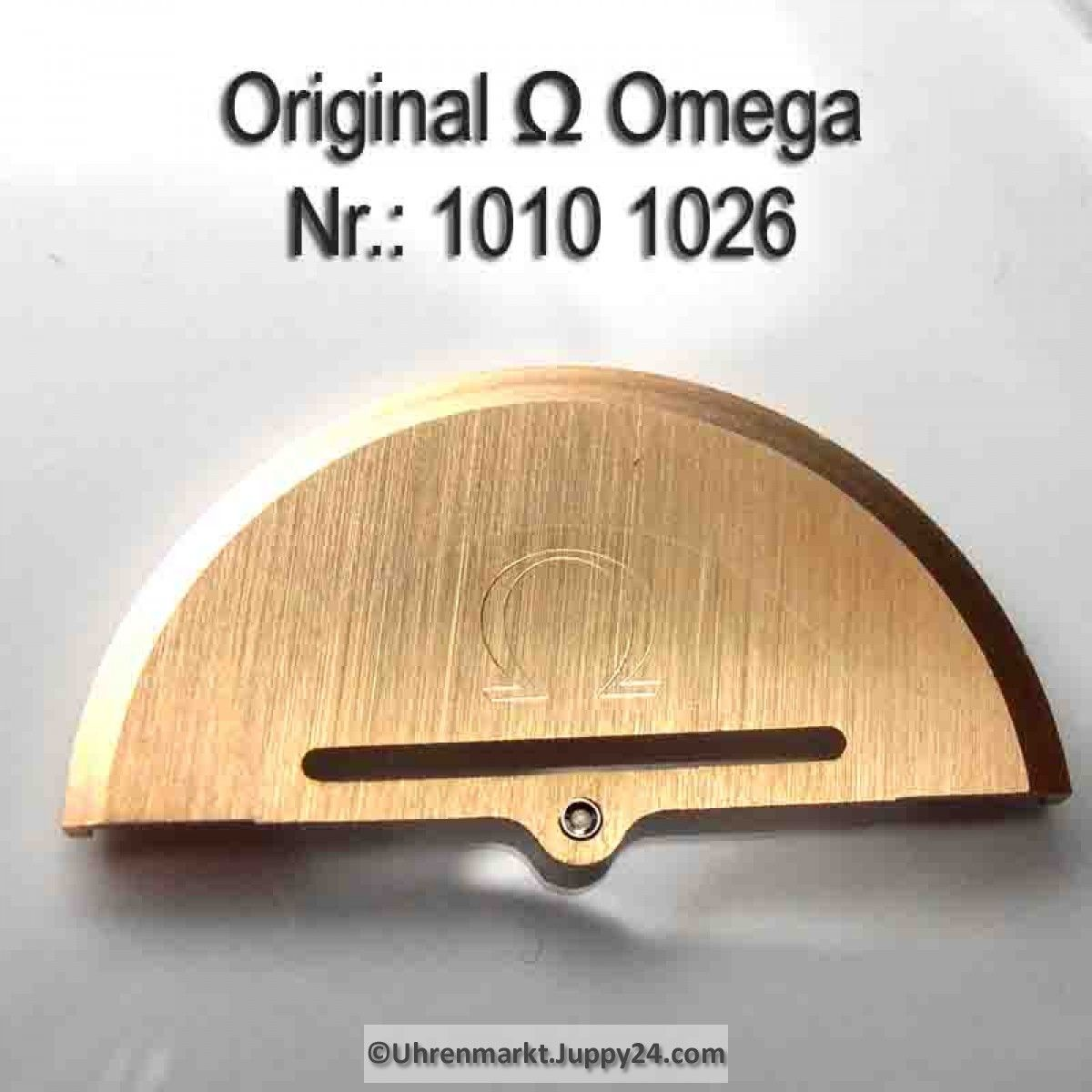 Omega Rotor NEU aus Lagerbestand Part Nr. Omega 1026 Cal. 1010 1011
