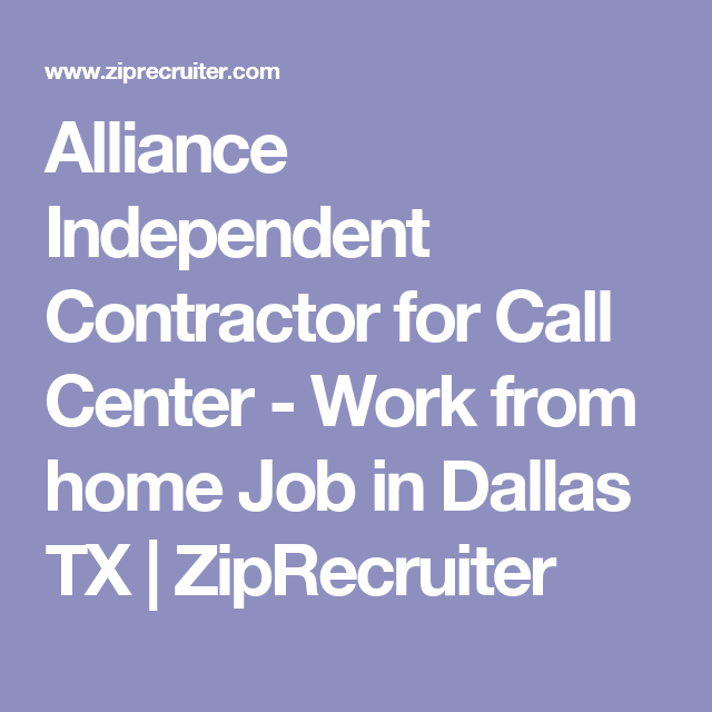 00c8d6dfc2dd878f223f72c42a5ae56b Jobs From Home Dallas on