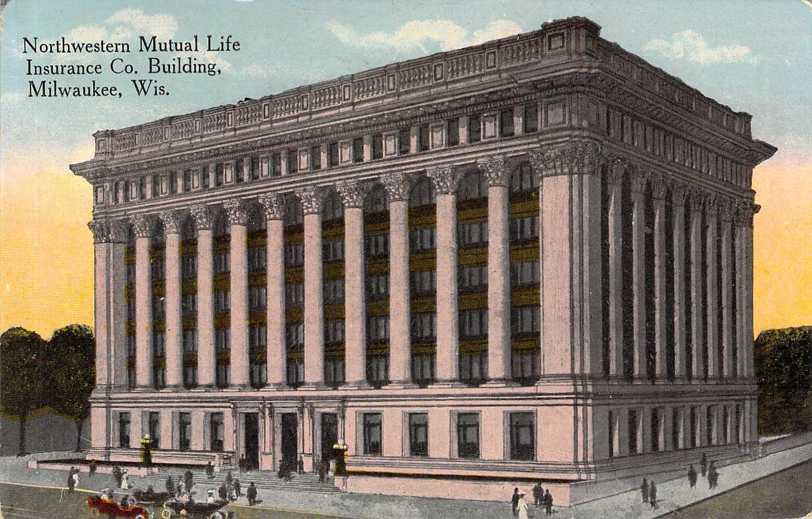 Northwestern Mutual Life Insurance Company Building Milwaukee Wi
