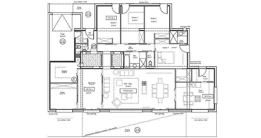 Maison style et design - constructeur maison du0027architecte DPLG