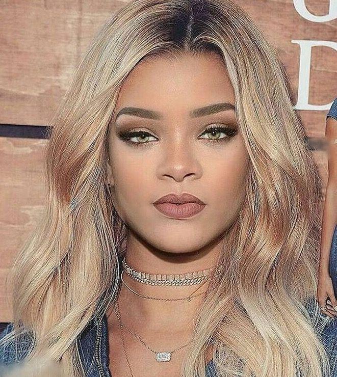 Pin By Rebekka Wobser On Hair Color Rihanna Hairstyles Rihanna