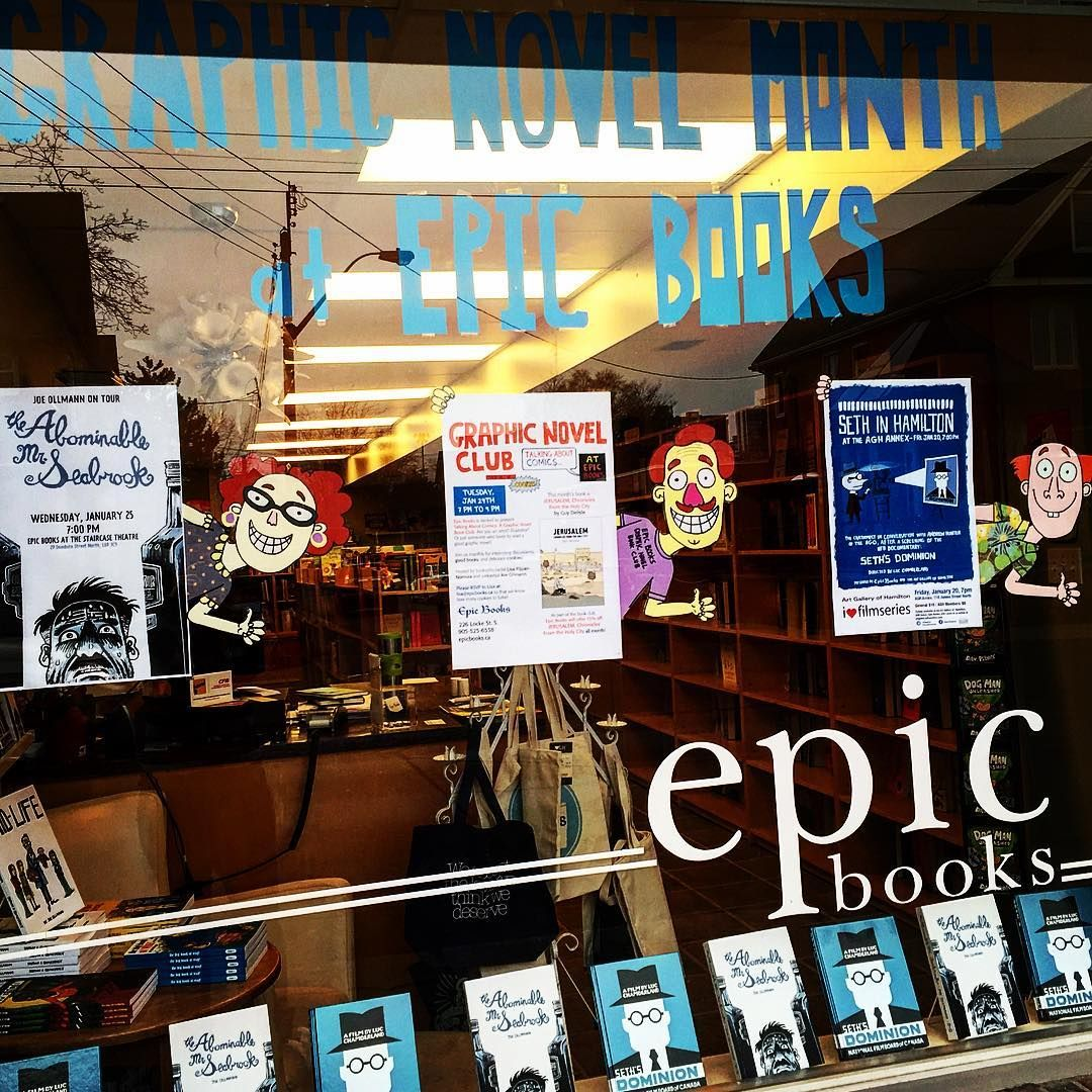 epic books hamilton