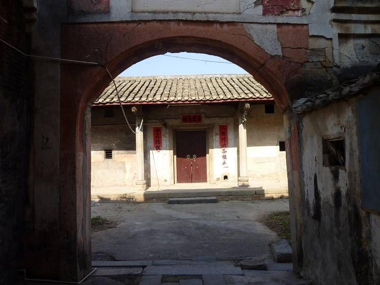 Xinqiao House Hakka walled village xinqiao-house-hakka-walled-village-033