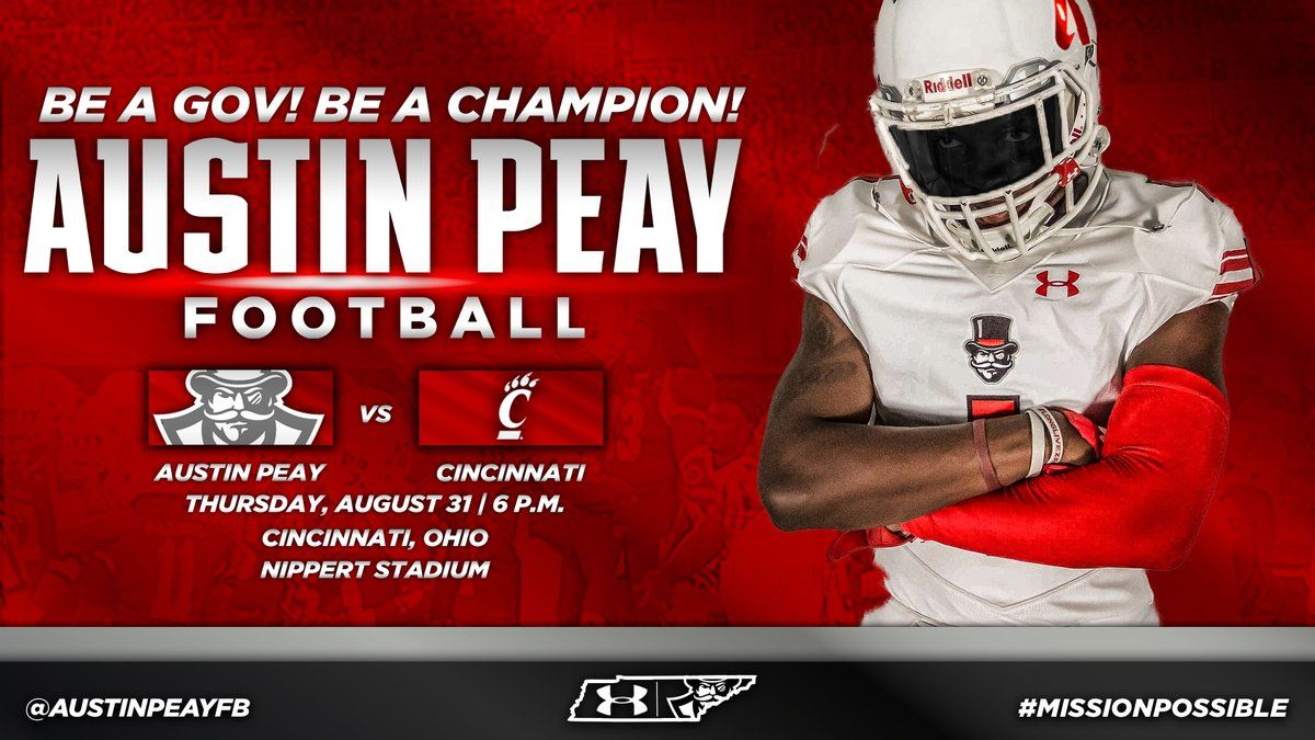Austin peay football helmets college football football