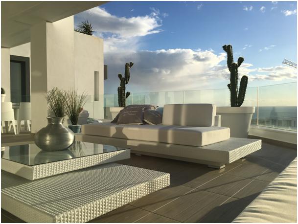 Exclusieve loungesets tuinsets en ligbedden voor tuin en terras