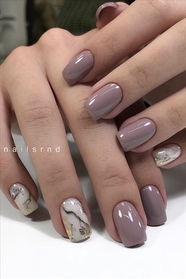 50 Hottest Natural And Lovely Short Square Nails For Spring Nails 2020 Fashion Girl S Blog In 2020 Square Gel Nails Gorgeous Nails Short Square Nails
