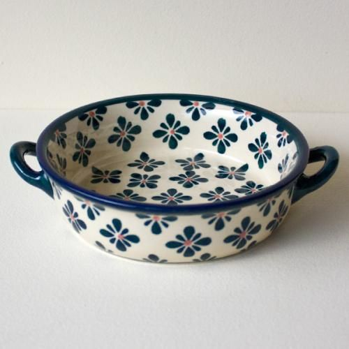 Polish pottery pretty timeless and virtually indestructible cer mica pinterest - Vajilla rustica ...
