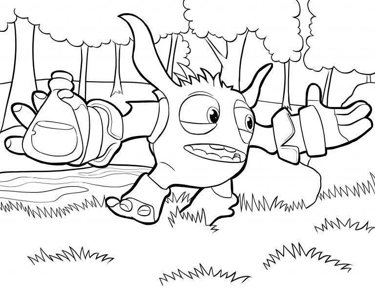 Terraria Style Tracing Coloring Page By Jake 9 Coloring Pages Coloring Pages For Kids Coloring Books