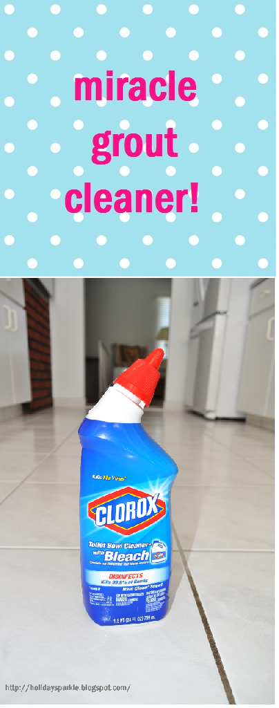 Holiday Sparkle Grout Cleaner Grout Cleaner Grout