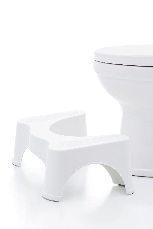 Squatty Potty The Original Bathroom Toilet Stool 7 White