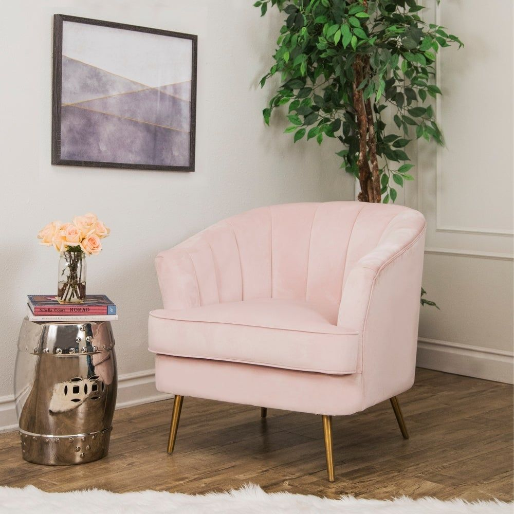 Overstock Com Online Shopping Bedding Furniture Electronics Jewelry Clothing More In 2020 Velvet Accent Chair Pink Chairs Living Room Pink Accent Chair #velvet #accent #chairs #living #room
