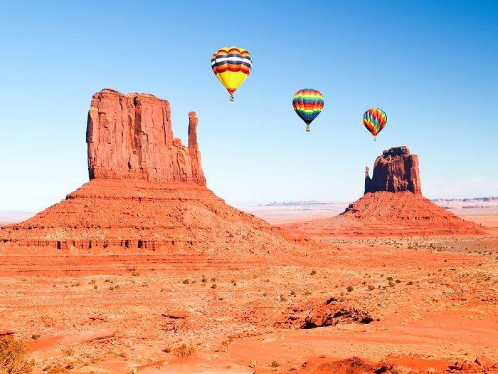 Monument Valley – EUA.