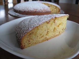 Recettes de Flipp: Gâteau au miel et amandes