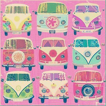 Wallpapers We Heart It Buscar Con Google Furgonetas Vw