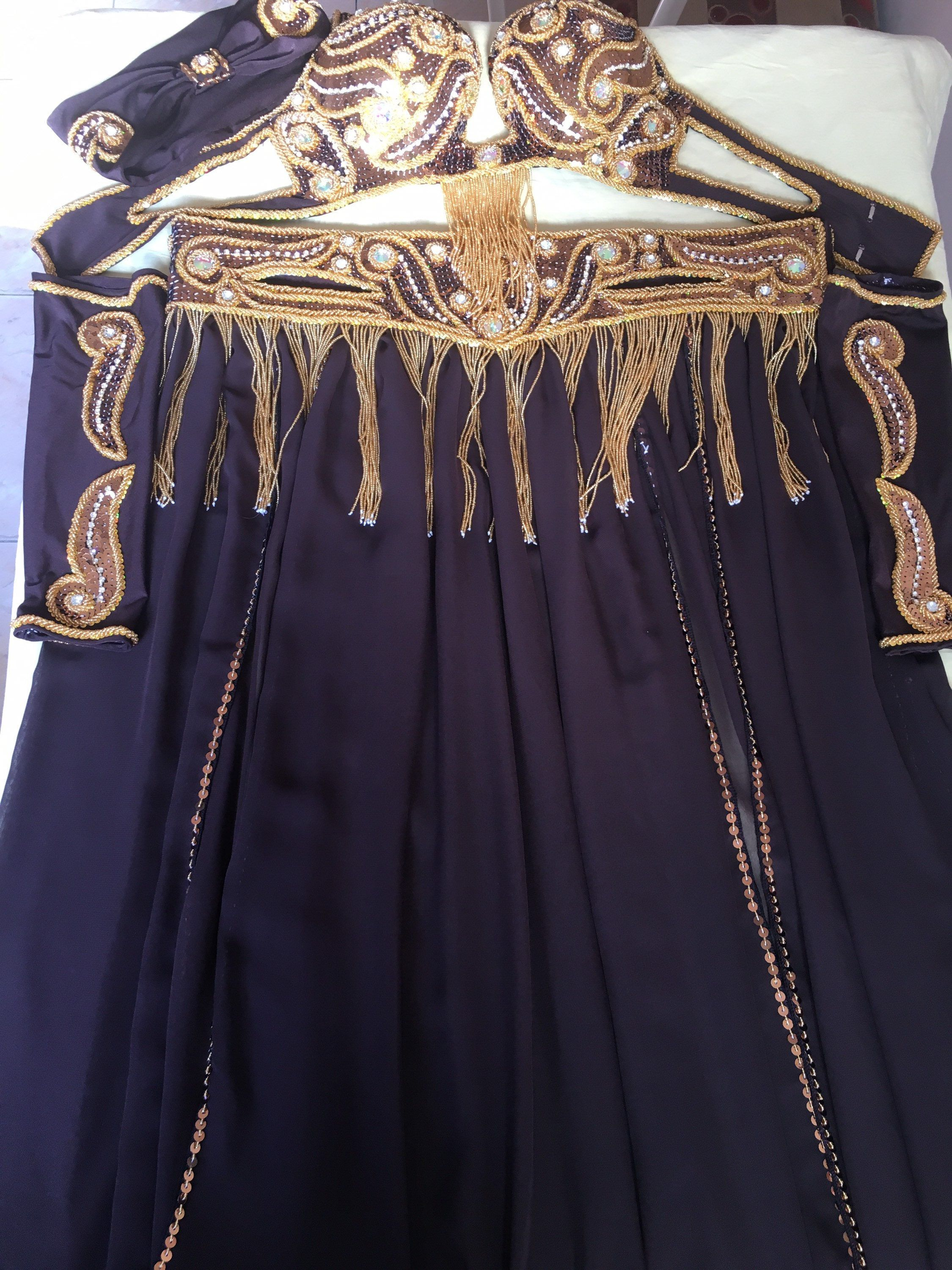 Egyptian professional belly dance costume many color and any size