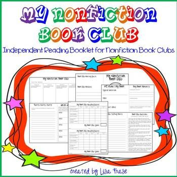 Superieur My Nonfiction Book Club Thinking Booklet For Grades 3 6. Nonfiction  BooksEffective TeachingTeaching ReadingTeaching IdeasSchool ...