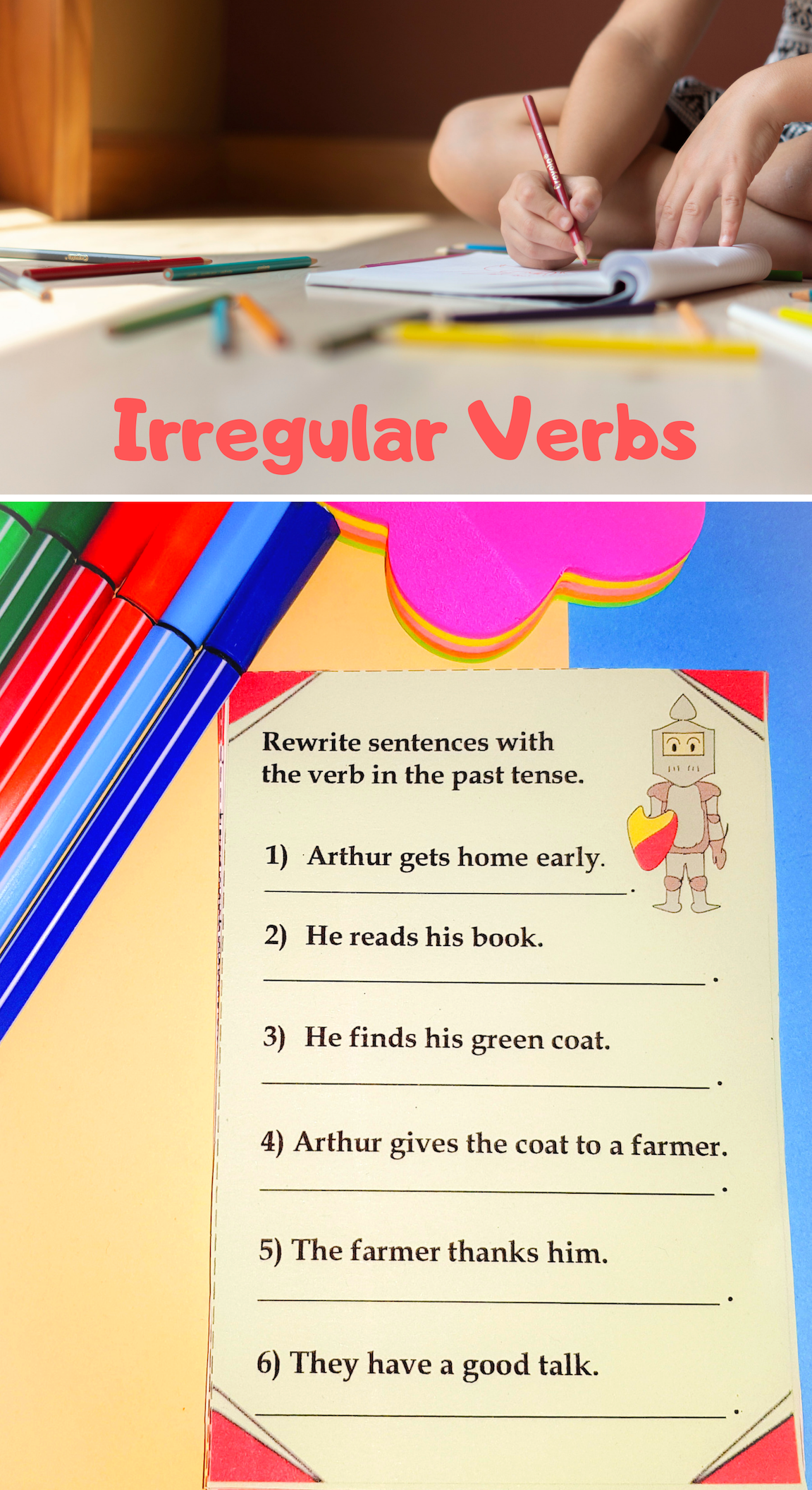 Regular And Irregular Verbs Interactive Resources Regular Past Tense Verbs Interactive Notebooks Irregular Verbs [ 2112 x 1152 Pixel ]