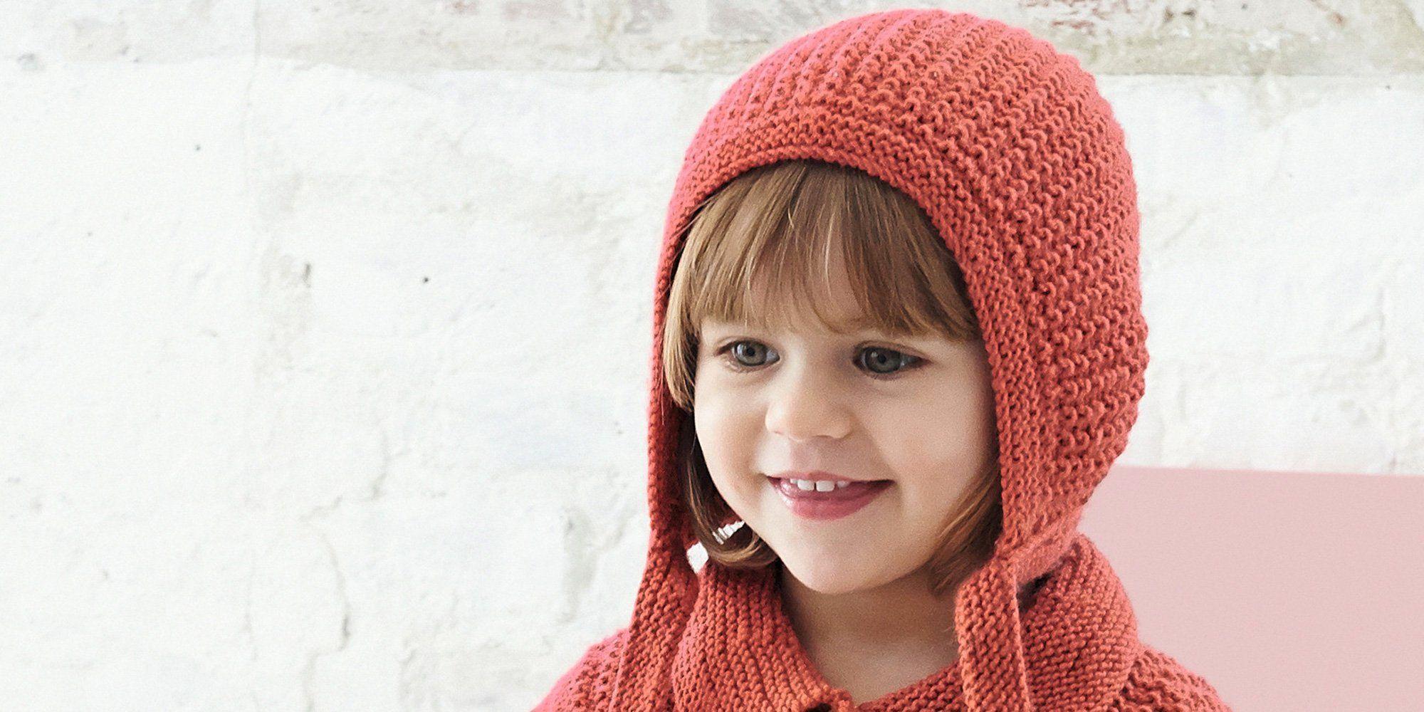 Patron gratuit pour tricoter un béguin pour enfant   bonnet Mc ... ac2bb4eacd9