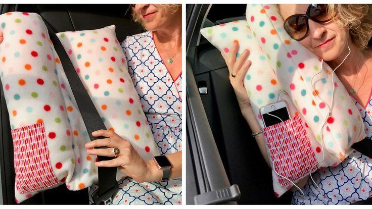 In Acht Schritten Zum Selbstgemachten Autokissen Karin Moslener