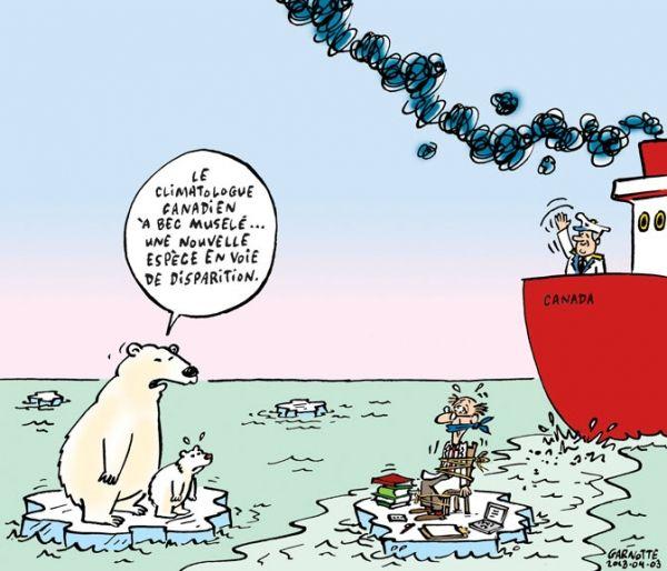 Populaire Les caricatures de Garnotte: Reprise - Une nouvelle espèce en voie GC13