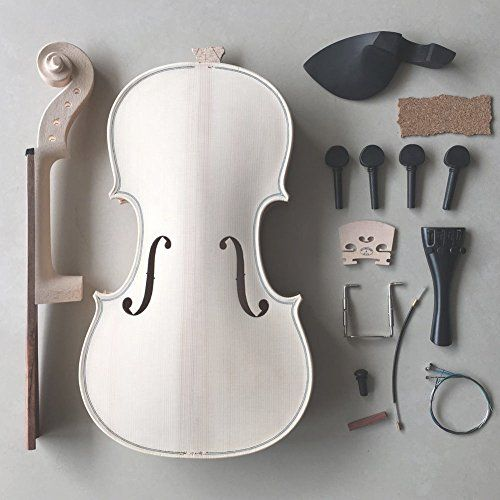 Cj Stephen Music Supplies Violin Making Kit Great Gift Home Hobby Idea All Parts Included No Description Barcode Music Supplies Violin Great Gifts