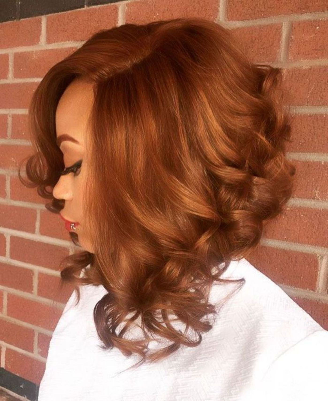 60 showiest bob haircuts for black women | fall hairstyles