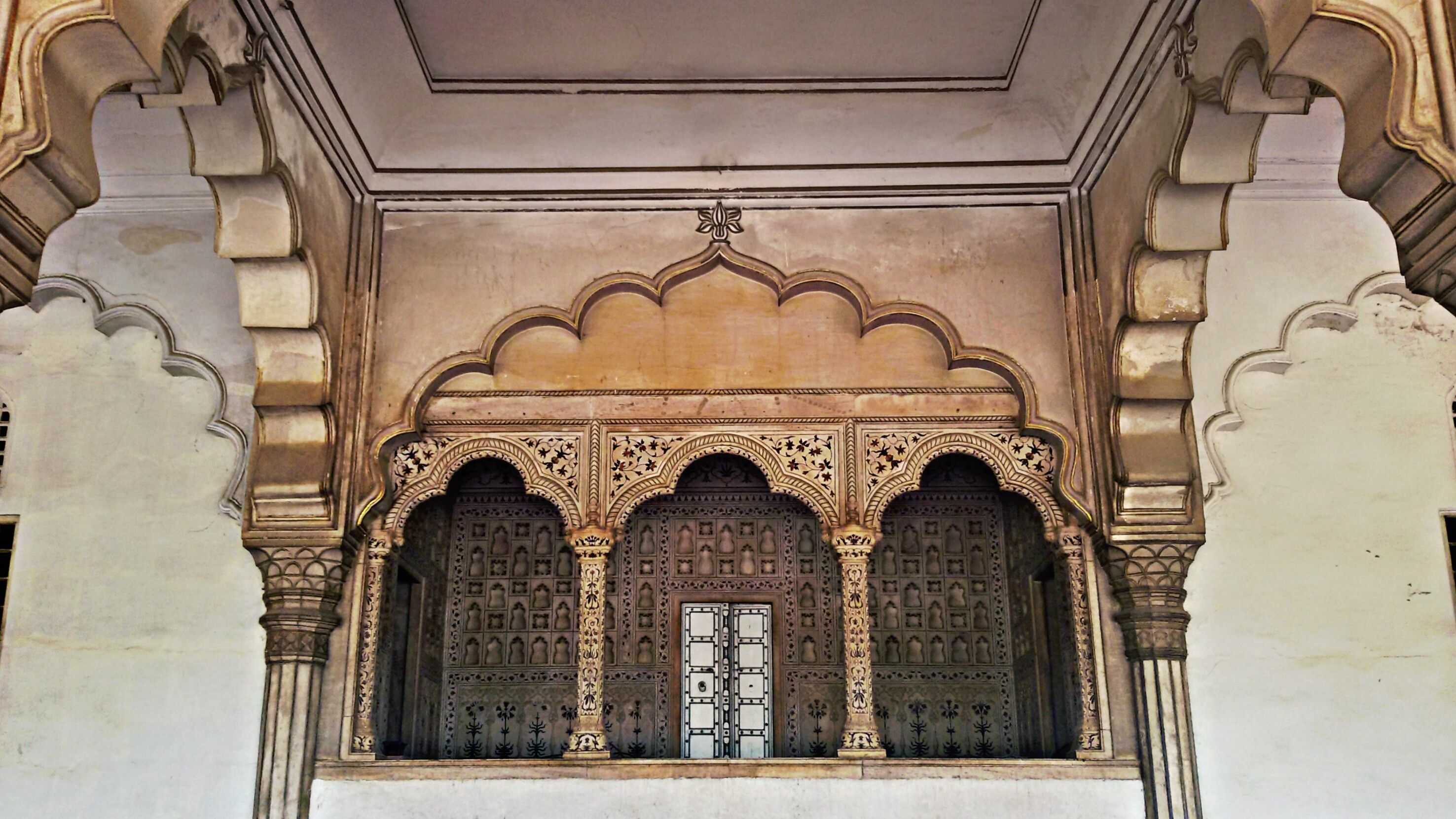 Image result for Agra Fort diwan e aam