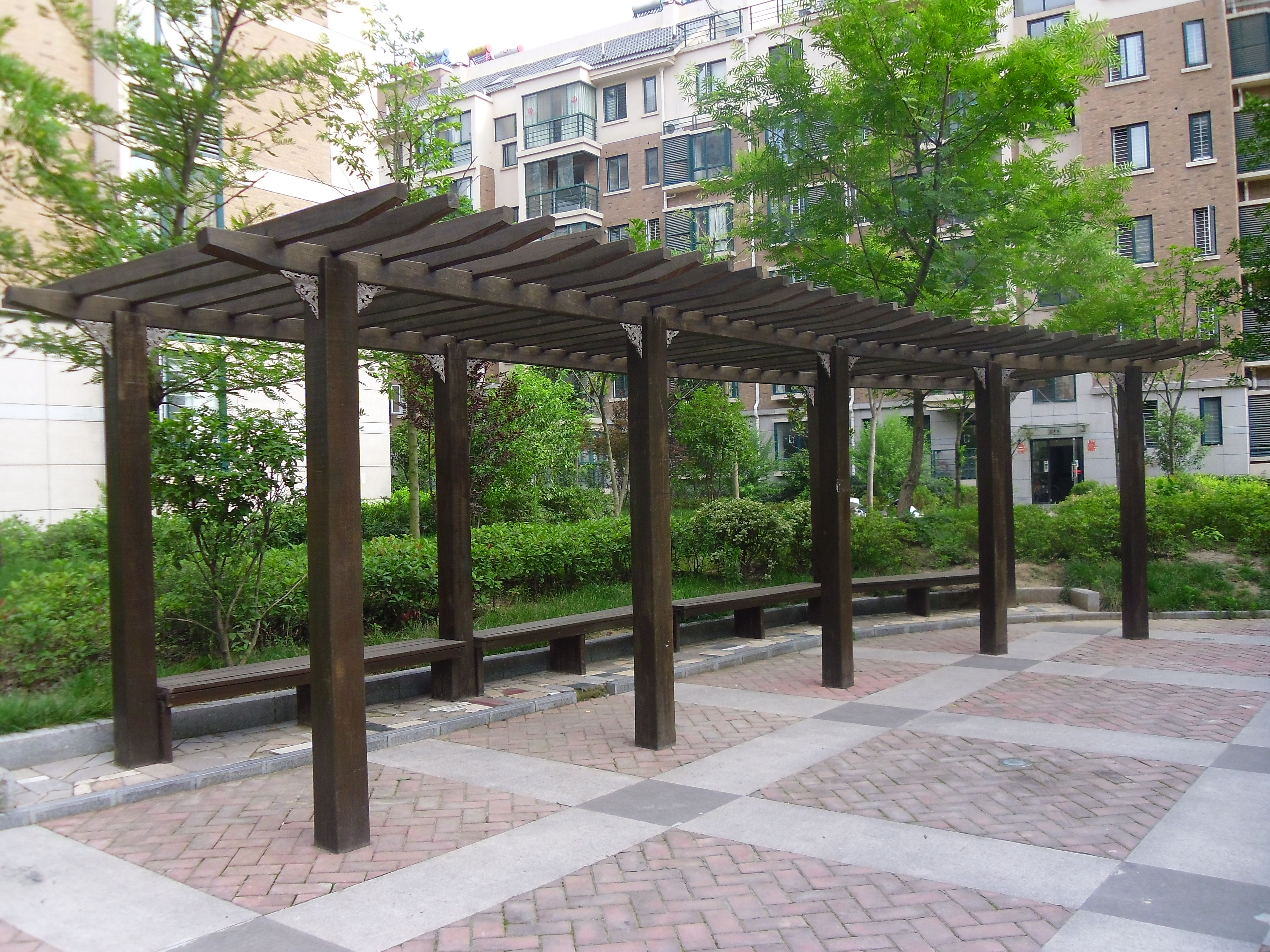 Garden decorations for sale - Pergolas