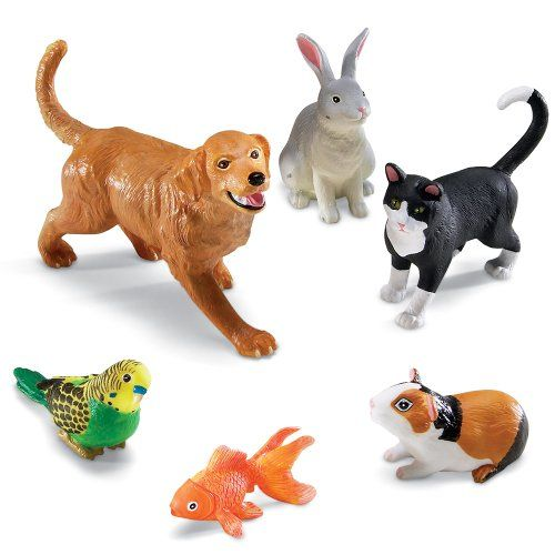 Learning Resources Jumbo Domestic Pets You Can Get Additional