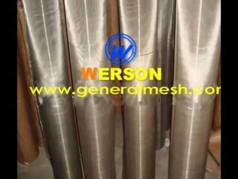 generalmesh 평첩직스텐레스망,30x160mesh,40x200mesh,50x250mesh -www.generalmesh.com