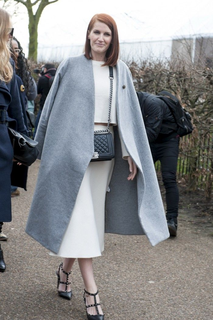 Oversized Overcoats Street Style (4)