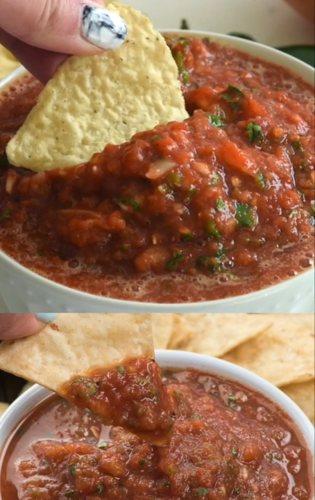 Easy Salsa Recipe images