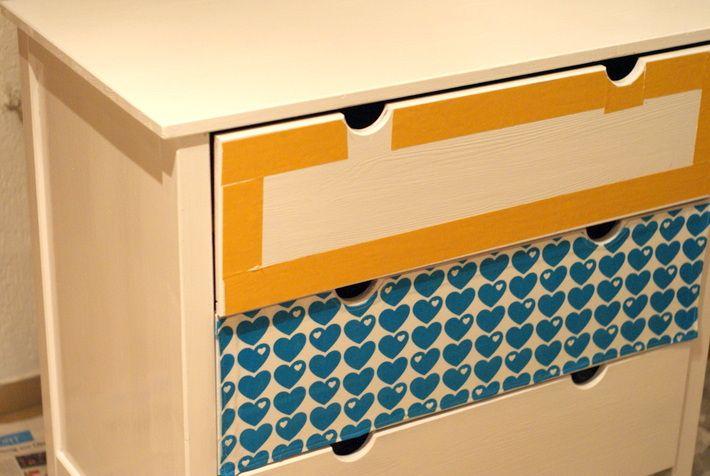 ** LunaJu **★: *** Graziela kreative Köpfe- Vintage Kommode/ DIY Tutorial - RUMS