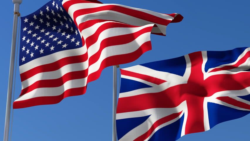 This Is What Awaits The West In 2020 American War Uk Flag Britain Flag