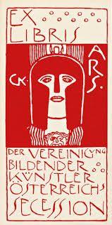 Gustav Klimt Exlibris