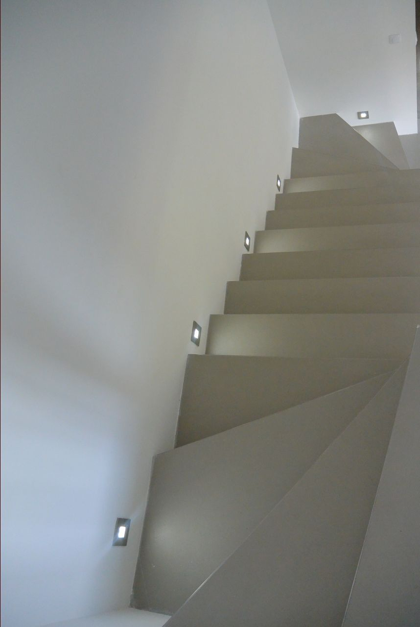 Escalier Amenagement Escalier Escalier Design Et Escalier Beton Cire