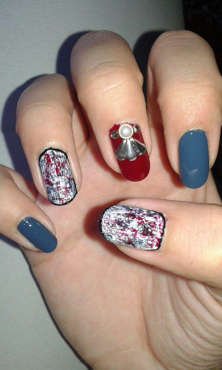 Pin by Радостина Георгиева on my nails pinterest