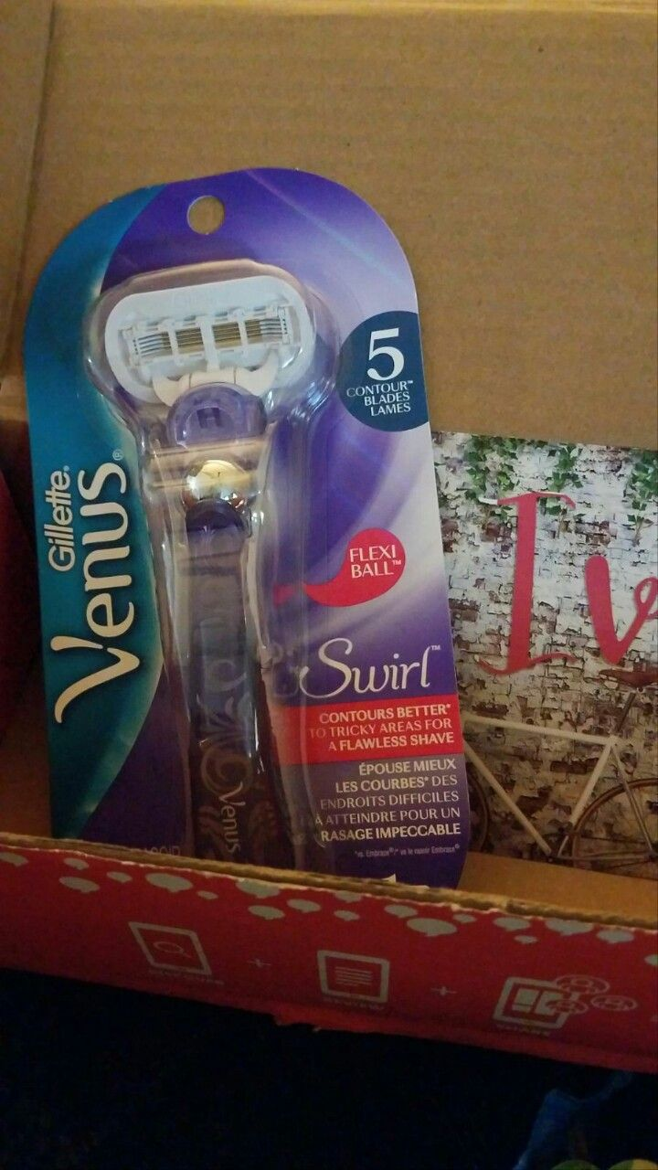 Free gillette venus razor or shave cream free product samples.