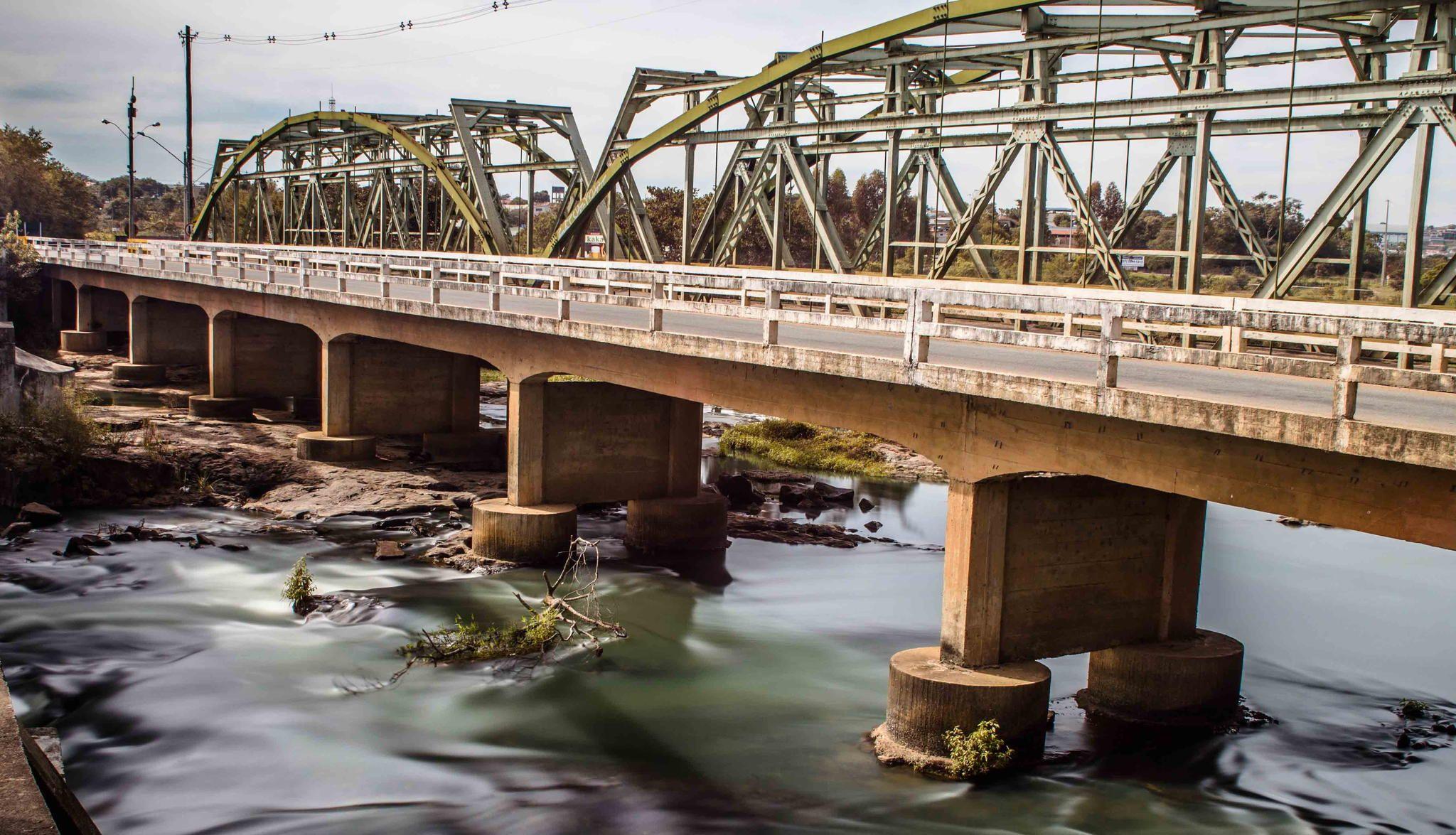 Ponte - Carmo do Cajurú - MG