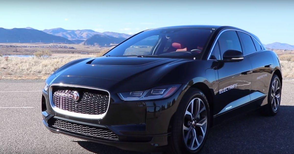 Jaguar I Pace Is Better Than Tesla Model X Tesla Model X