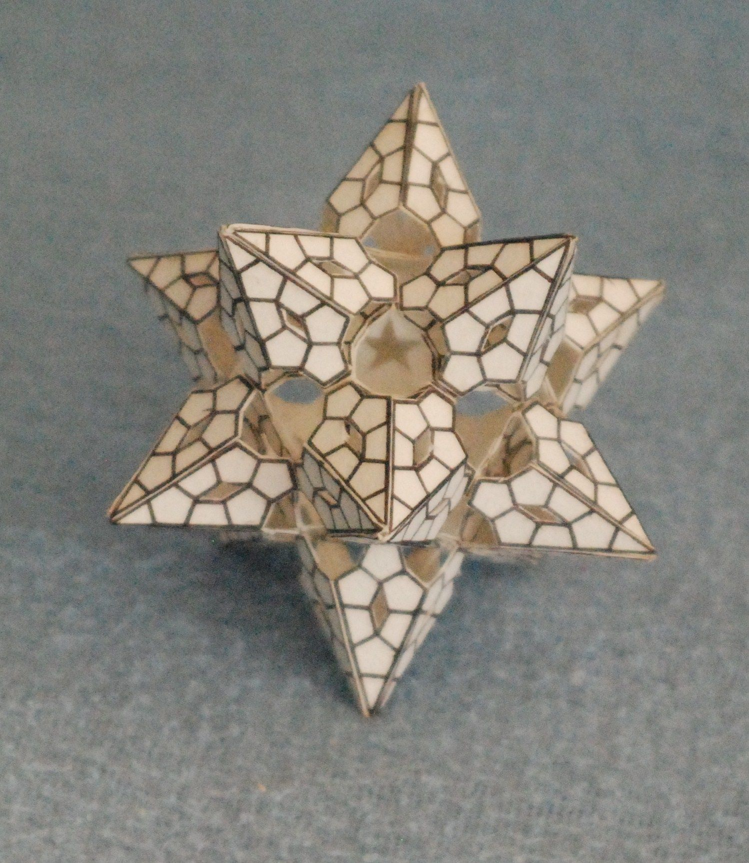 Stellated Star Dodecahedron