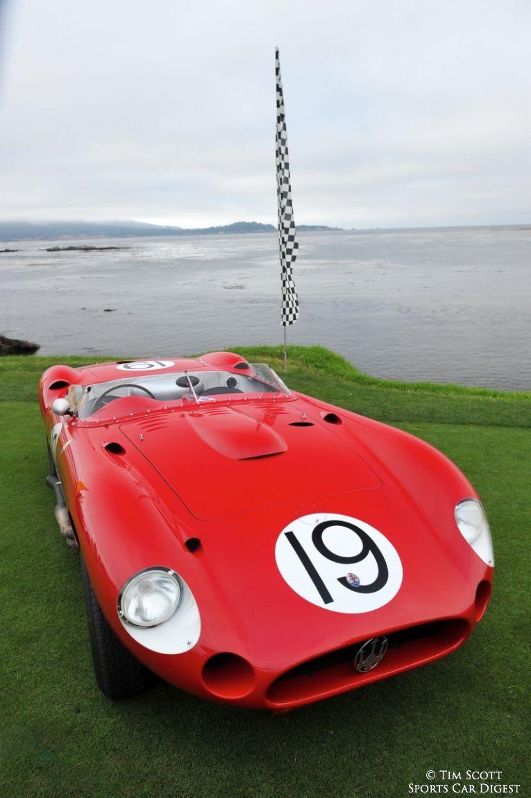 1957 Maserati 300S