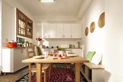 貼心出嫁女兒,打造全家人一起吃飯的新餐廳 | 設計家 Searchome