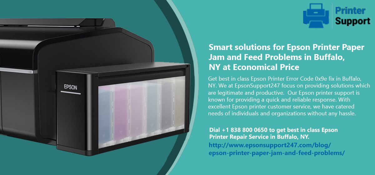 Smart Solutions for Epson Printer Paper Jam and Feed Problems in