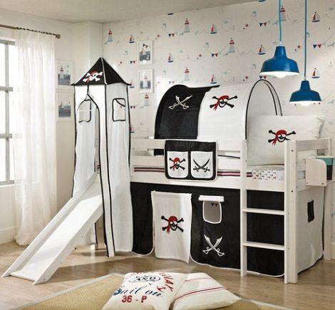 Camas para niños originales y baratas Dormitorios NIñO Pinterest