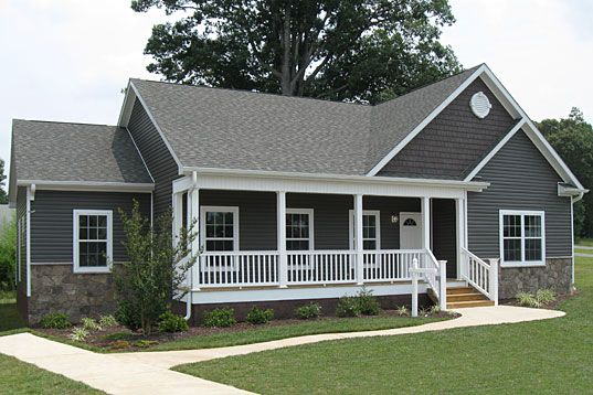 North Carolina Modular Home Floor Plans Trenton I Ranch Modular Home Floor Plans Modular Home Plans House Exterior